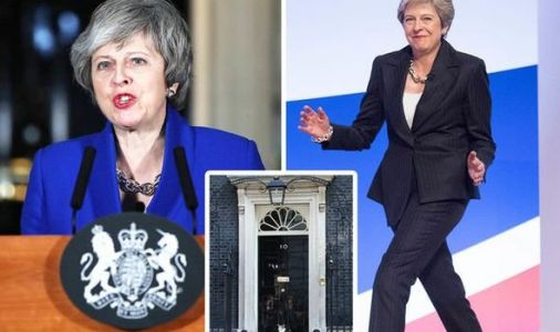 Theresa May - a LOOK BACK: When did May become Prime Minister - and when will she RESIGN?