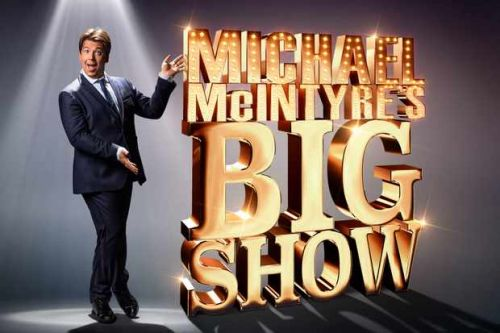Michael McIntyre's Big Show commissioned for fifth series