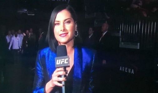 Megan Olivi bombarded with messages during UFC 246 broadcast ahead of McGregor vs Cowboy
