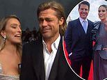 Renee Bargh is romantically linked to Hollywood superstar Brad Pitt
