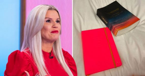 Kerry Katona turning to religion after 'rocky' year as she urges fans to 'learn from mistakes'