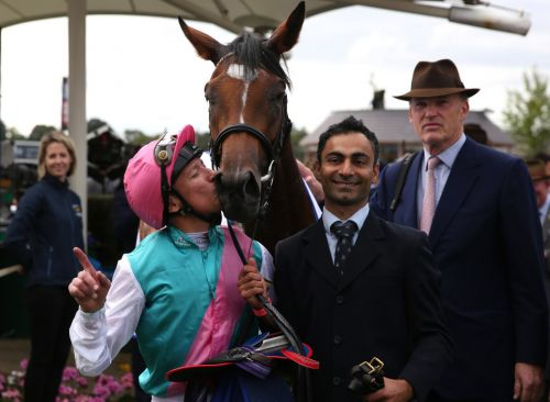 York Ebor meeting 2019: Enable sees off Magical to land odds in easy Yorkshire Oaks victory