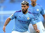 Sergio Aguero en-route to Portugal as Manchester City striker makes last-ditch bid to prove fitness