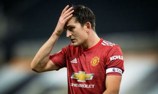 Man Utd star Harry Maguire has 'small muscle tear' as club medics make Chelsea prediction