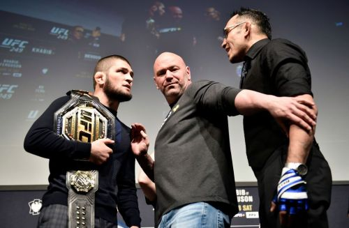 Tony Ferguson blasts 'scared' Khabib Nurmagomedov as UFC 249 main event is scrapped