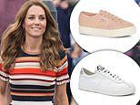 Sneakers beloved by Princess Diana and Kate Middleton are half price - here's how to get them