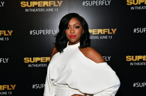 Porsha Williams arrested at Breonna Taylor BLM protest in Louisville after 'trespassing on AG's property'