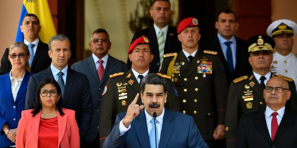 'Ripe for a showdown': As Iranian tankers close in, the stakes are rising in Venezuela