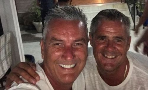 Gogglebox's Lee shares rare selfie with boyfriend of 26 years after being reunited post-lockdown