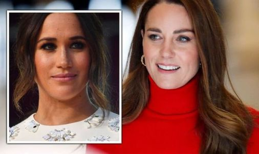 Kate praised as 'sensible and down-to-earth' as 'ostentatious' Meghan Markle blasted