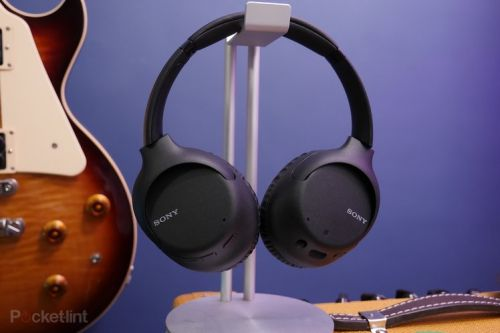 Sony WH-CH710N headphones review: Noise-cancelling on a budget