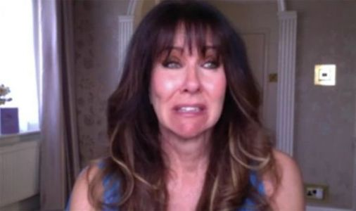 Linda Lusardi breaks down as she recalls moment she was told she 'might not make it'