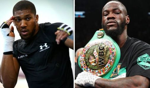 Boxing news: Deontay Wilder takes pot shot at Anthony Joshua with Andy Ruiz Jr jibe