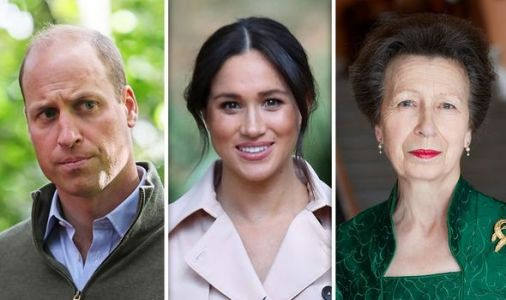 Prince William's snub to Meghan Markle mirrored Princess Anne's swipe at Princess Diana