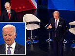Biden scales BACK his spending plan: President says he doesn't need a corporate tax hike
