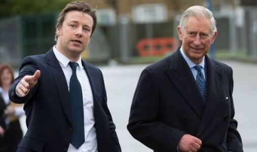 Prince Charles buddies up with Jamie Oliver to launch food waste initiative - 'So keen'