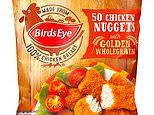 Birds Eye issues urgent recall for chicken nuggets