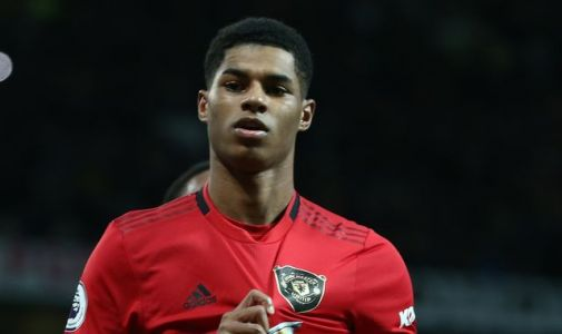 Marcus Rashford: Manchester United striker cleared to step up rehab