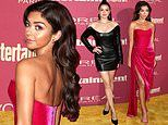 Ariel Winter & Sarah Hyland look all grown up in sexy body-hugging ensembles at EW's Pre-Emmy party
