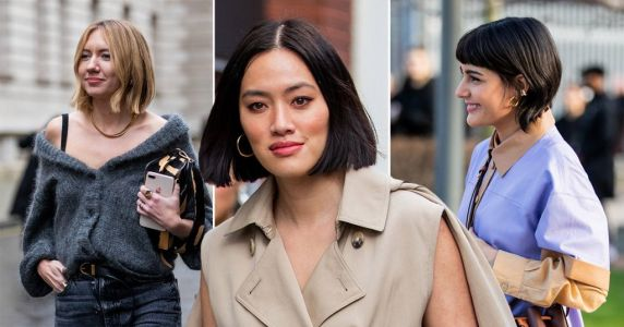 London Fashion Week has confirmed that the bob is back for 2020