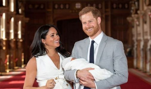 Meghan Markle demonstrates love for son Archie in very special way