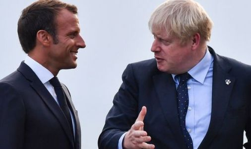 Macron admits Boris holds 'fishing card' but warns trade deal unlikely by end of this year
