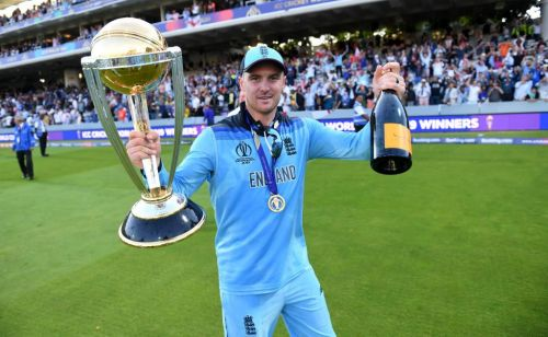 England hero Jason Roy set for Ashes chance after World Cup heroics