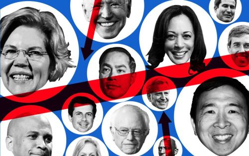 US election Democrat candidates: Runners and riders for the 2020 presidency