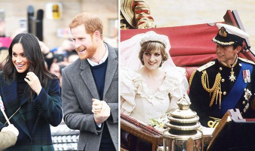 'Diana an IMPORTANT part of wedding' Royal expert reveals HOW Harry will honour his mother