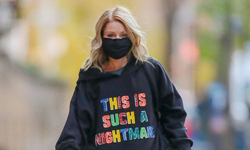 Kelly Ripa has 'nightmare' with bold new outfit - see her statement look!
