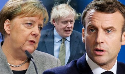 EU threatens Boris with years of trade talks if he refuses to stick to Brussels' rules