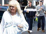 Gavin and Stacey Christmas Special: Alison Steadman joins Mathew Horne and James Corden on set