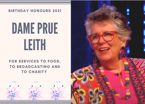 BIRTHDAY HONOURS 2021: Dame Arlene Phillips, Dame Prue Leith and Roy Hodgson CBE amongst those honoured by The Queen