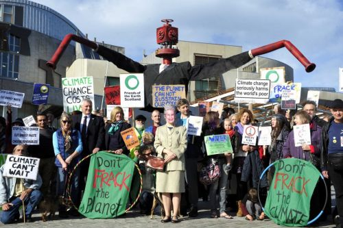 The end of the road for fracking in Scotland