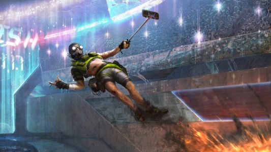 The Apex Legends supply bin bug can apparently be stored and carried around