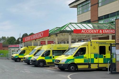 Greater Manchester running out of hospital beds during Covid-19, document shows
