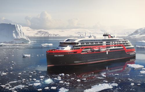 Everything we know so far about the world's first hybrid cruise ship