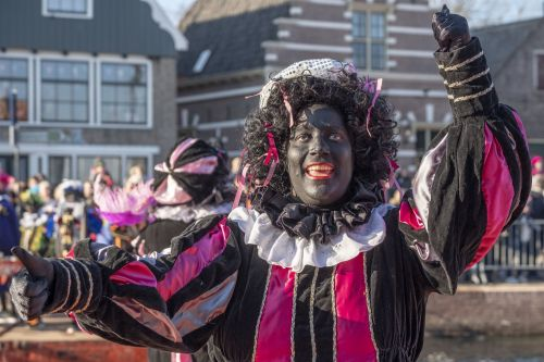 Violence breaks out over blackface Black Pete character at Dutch Christmas parade