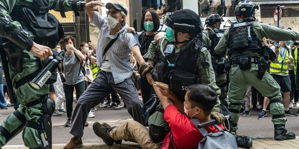 China is set to pass a draconian new law in Hong Kong that would effectively stifle all dissent. Here's what could happen to people in the city