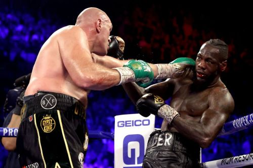 Deontay Wilder confirms Tyson Fury rematch with fight set for June 2020