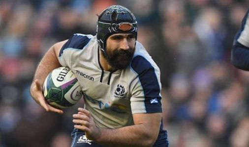 Rugby star Josh Strauss cleared to play for Scotland in Paris after losing his passport