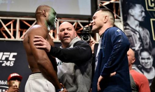 UFC 245 results: All the action, reaction and latest updates from Usman vs Covington