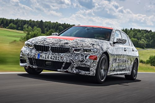 New BMW 3 Series prototype review