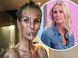 Ulrika Jonsson shares an honest shower selfie as she reveals she has not washed her hair for 8 days