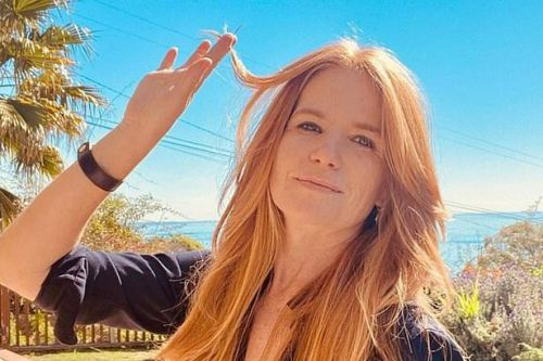 Patsy Palmer is inspired by Jennifer Lopez as she strips down to bikini at 49