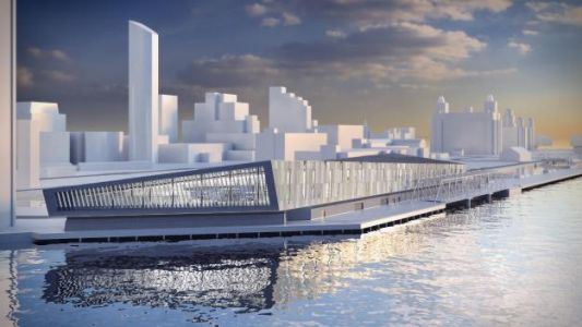 Plans approved for landmark Liverpool Cruise Terminal