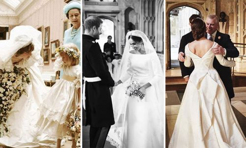 9 behind-the-scenes royal wedding photos: From Kate Middleton and Prince William to Princess Diana and Prince Charles