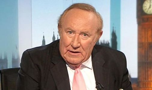 Andrew Neil's future at BBC in doubt as host slams broadcaster over 'uncertainty'