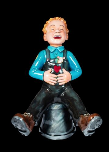 The lots, start time and everything else you need to know about the Oor Wullie auction at Thainstone