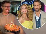 Blake Lively 'can't believe' she is 'still married' to Ryan Reynolds as she roasts him in b-day post